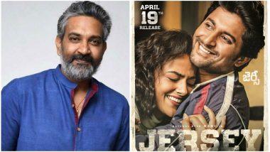 Jersey Movie Review: SS Rajamouli Is All Praises for Nani-Shraddha Srinath's Sports Drama