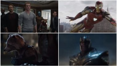 Avengers EndGame New Trailer: 11 Interesting Details You Might Have Missed in Marvel's New Promo