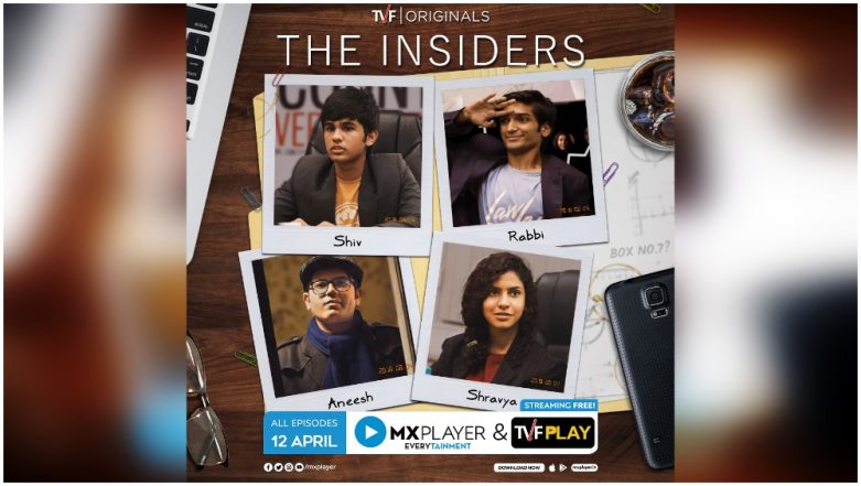 Insiders: All You Need to Know About The Upcoming Youth-Oriented Show on MX Player