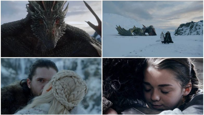 Game of Thrones 8 Episode 1 Review: From Cheery Reunions to Bronn's Foursome to the Night King's Evil Message, a Recap of What Happened in the Premiere Episode of Final Season