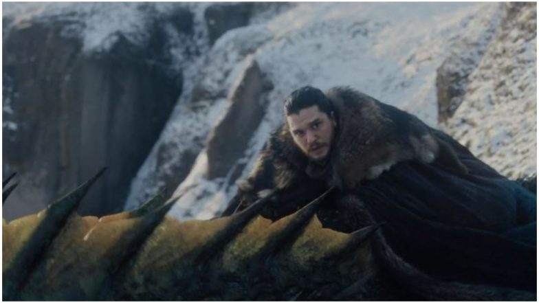 Kit Harington AKA Jon Snow Thought 'This Is How It Ends' After His Testicles Got Stuck While Filming an Important Scene in Game of Thrones 8