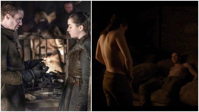 Game of thrones aria nude scenes Arya Stark S Nude Sex Scene With Gendry In Game Of Thrones 8 Episode 2 Leaves Fans Shocked Read Tweets Spoiler Alert Latestly