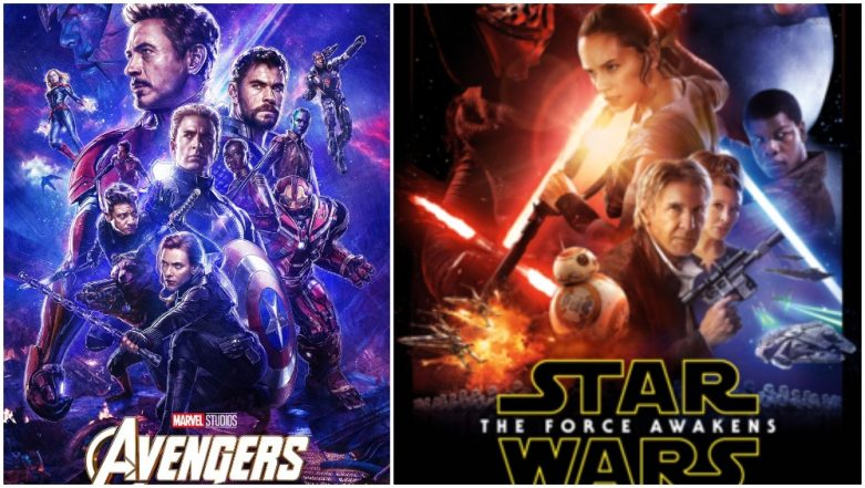 Avengers: Endgame Beats Star Wars: The Force Awakens for the Most Number of Pre-Sales in a 24 hour Period