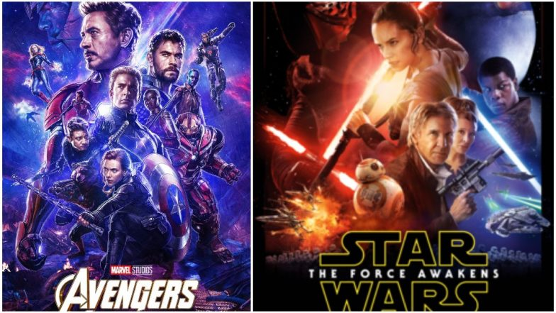 Avengers Endgame Beats Star Wars The Force Awakens for the Most Number of Pre Sales in a 24 hour Period