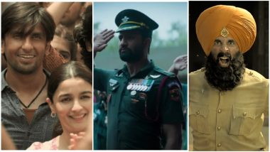 Vicky Kaushal's Uri: The Surgical Strike, Ranveer Singh's Gully Boy or Akshay Kumar's Kesari: Vote For Your Favourite Movie in the First Quarter of 2019