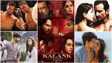 Kalank Disappoints at Box Office! Before Varun Dhawan and Alia Bhatt's Film, Looking at Karan Johar's Biggest Flops As Producer