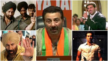 Sunny Deol Joins BJP! 7 Movie Dialogues Sunny Paaji Must Use in His Election Speeches and Where To Use Them!