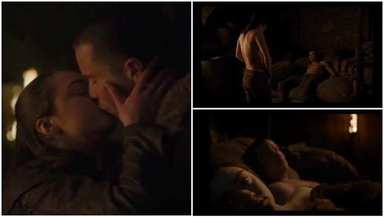 Game of Thrones 8: Arya Stark's Sex Scene With Gendry Leaked on Twitter Ahead of Episode 2's Official Airing (SPOILER ALERT)