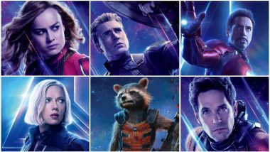 Avengers Endgame Box Collection Day 2: The Marvel Superhero Film Enters the Rs 100 Crore Club, Is All Set to Record the Highest Opening Weekend Ever