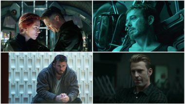 Avengers EndGame: 9 Moments in Marvel's Superhero Film That Made You Reach for Those Tissues to Wipe Your Tears (SPOILER ALERT)