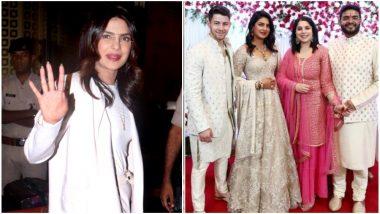 Priyanka Chopra Jonas Heads Back to Los Angeles; Actress' Brother Siddharth Chopra's Wedding Gets Postponed - See Pics