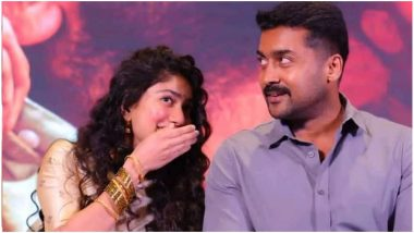 NGK Actress Sai Pallavi Cannot Stop Praising About Suriya, Her Onscreen Husband!
