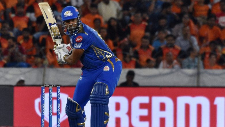 Ahead of MI vs SRH IPL 2019 Match, Kieron Pollard's Funny Catch Practice Video Will Leave You ROFLing (Watch Video)