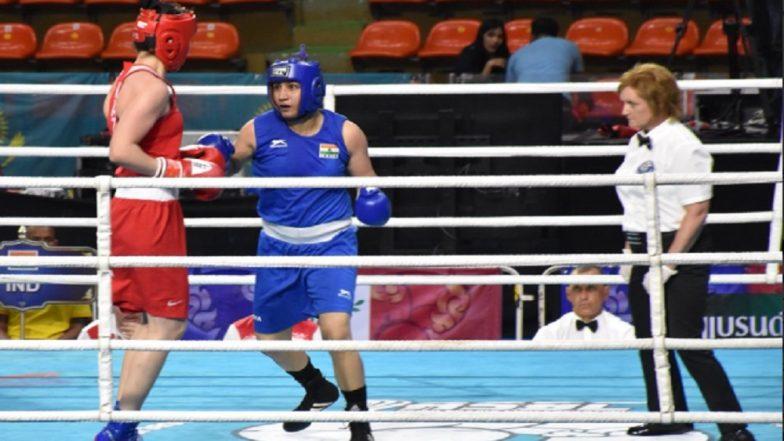 Pooja Rani, Amit Panghal Bag Gold at Asian Boxing Championships 2019