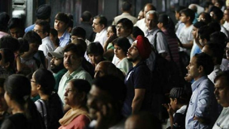 India's Population Grew at 1.2 Per Cent Average Annual Rate Between 2010 and 2019, Says UN Report