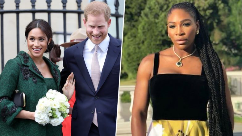 Did Serena Williams Just Reveal Meghan Markle and Prince Harry Will Have a Baby Girl?
