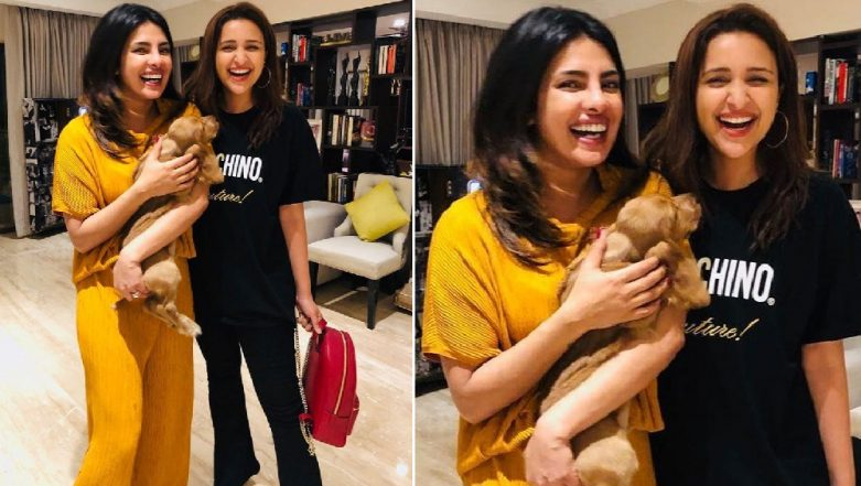 Parineeti Chopra Becomes the Happiest Aunt As Priyanka Chopra Jonas Welcomes Bailey Chopra to the Family