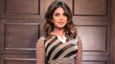 Priyanka Chopra Jonas Becomes the First Indian Actress to Cross 40 Million Followers mark on Instagram