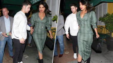Priyanka Chopra and Nick Jonas' New Pictures Are Cute and Stylish!