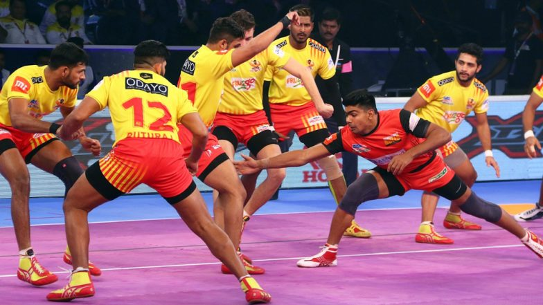 VIVO Pro Kabaddi League 2019 Auction Dates Announced: Rahul Chaudhari, Rishank Devadiga and Abozar Mohajermighani Up for Grab