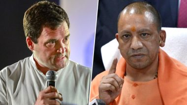 Yogi Adityanath Questions Congress's Secularism For Allying With Muslim League, Rahul Gandhi Says 'Let's Talk About Jobs And Farmers'