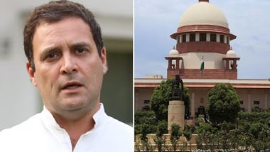 Rahul Gandhi Contempt Case: Congress Chief Apologises, Will Submit Fresh Affidavit; Supreme Court Fixes Next Hearing on May 6
