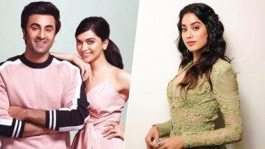Janhvi Kapoor Beats Deepika Padukone to Star Opposite Ranbir Kapoor in Luv Ranjan's Next?