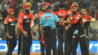 Royal Challengers Bangalore At IPL 2020 Player Auction: RCB Purse Remaining and Full Squad of Virat Kohli-led Team