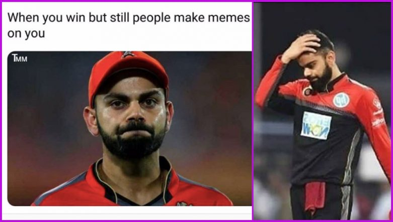 Funny RCB Memes Surface Again Ahead of Mumbai Indians vs Royal Challengers Bangalore IPL 2019 Match