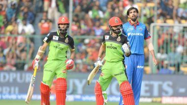 RCB vs DC, Stat Highlights: Kagiso Rabada Guides Delhi Capitals to Victory Against Royal Challengers Bangalore