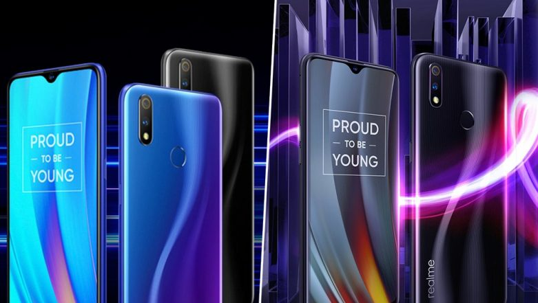 Realme 3 Pro, Realme C2 Smartphones Launched; Priced in India at Rs 13,999 & Rs 5,999