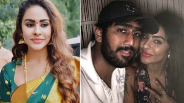 Sri Reddy Shares an Intimate Picture With Abhiram Daggubati – View Pic