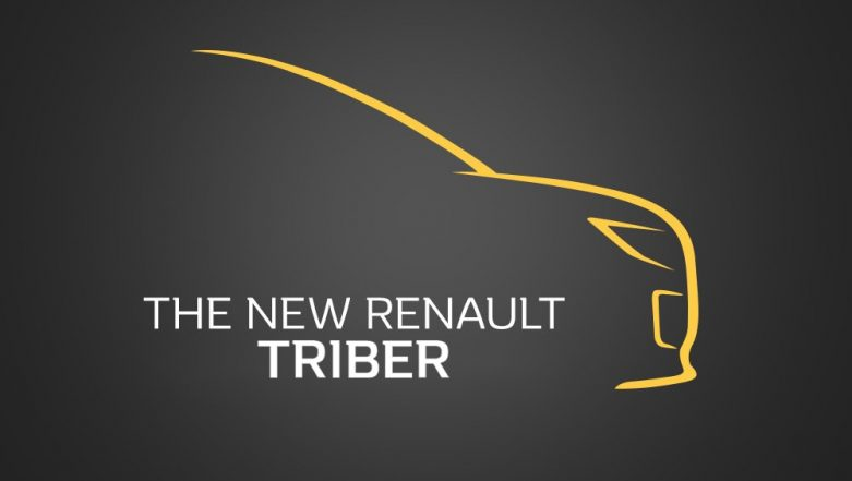 Renault's Upcoming MPV To Be Called As Triber; Likely To Hit Indian Showrooms This July