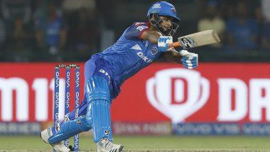 Ahead of KKR vs DC IPL 2019 Match. Delhi Batsman Rishabh Pant Practises Hard to Hit Big Six! Watch Video
