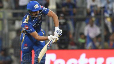 SRH vs MI, VIVO IPL 2019: What Mumbai Indians Skipper Rohit Sharma Has to Say Before the High Stake Match (Watch Video)