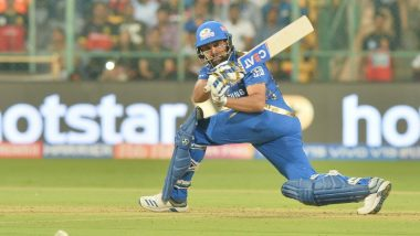 MI vs CSK, Toss Report and Playing XIs Live Update: Chennai Super Kings Opt to Bowl; Mumbai Indians Include Rahul Chahar and Jason Behrendorff
