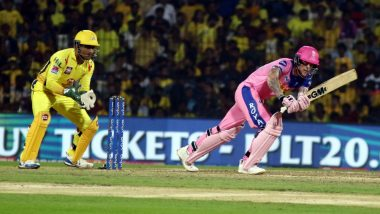 RR vs CSK, Head-to-Head Record: Ahead of IPL 2019 Clash, Here Are Match Results of Last 5 Rajasthan Royals vs Chennai Super Kings Encounters!