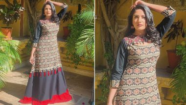Surbhi Chandna Aka Anika of Ishqbaaz Looks Ethereal in This