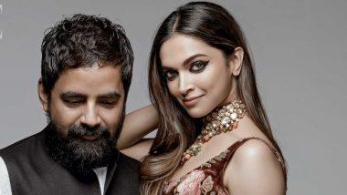 'Deepika Padukone Scares Me', Says Designer Sabyasachi Mukherjee on Working with the Actress