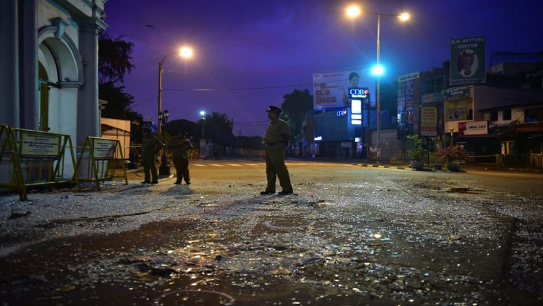 Easter Bombings Probe: NIA Shares Numbers of 5 Sri Lankan ISIS Suspects With Counterparts in Colombo