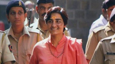 Sadhvi Pragya In Trouble Over Remarks Against 26/11 Martyr Hemant Karkare? MP CEO Received Complaint Against BJP Bhopal Candidate