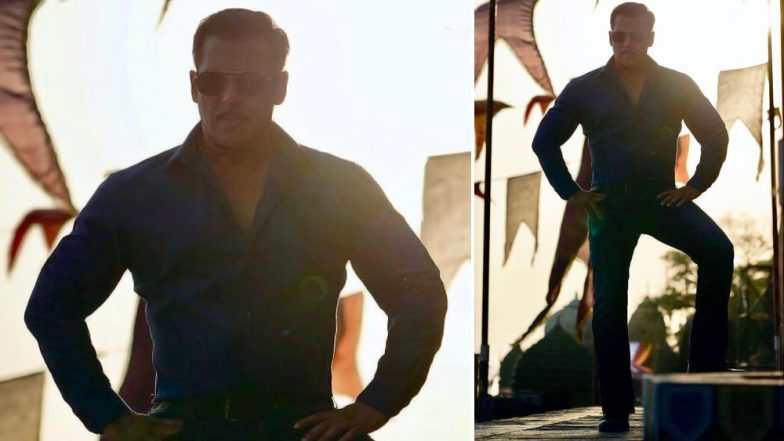 Dabangg 3: Salman Khan Wraps Up the First Schedule! Check out ALL The Pictures From Maheshwar