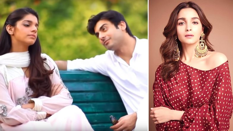 Alia Bhatt Took Inspiration From Fawad Khan Starrer Pakistani Daily Soap Zindagi Gulzar Hai for Her Character in Kalank