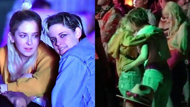PDA Alert! Kristen Stewart Kisses Her Girlfriend Sara Dinkin at Coachella 2019 – See Pics