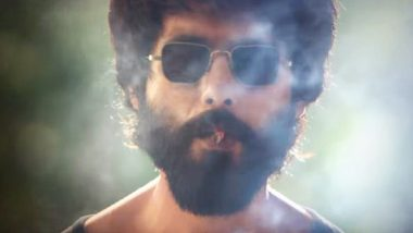 Shahid Kapoor's Rowdy Avatar in Kabir Singh Was No Cake-Walk, the Teetotaller Smoked Almost 20 Cigarettes a Day