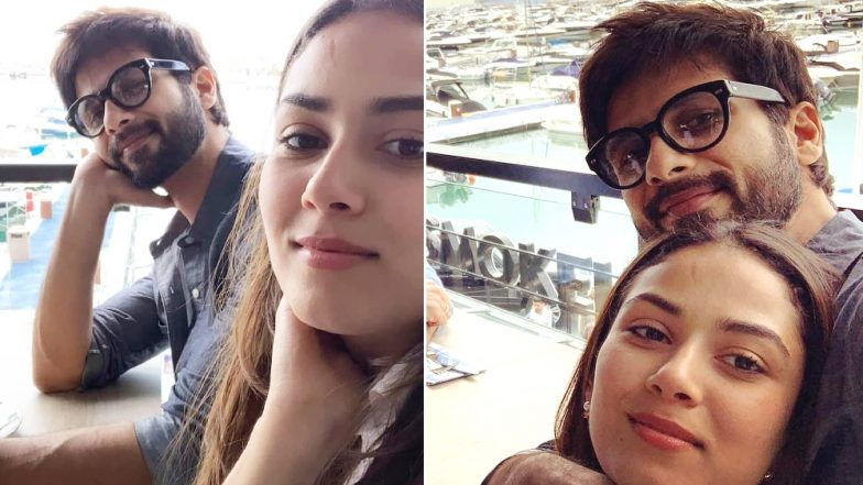 Shahid Kapoor and Mira Rajput's Adorable Pictures from their Europe Vacation Will Make You Say 'Aww'