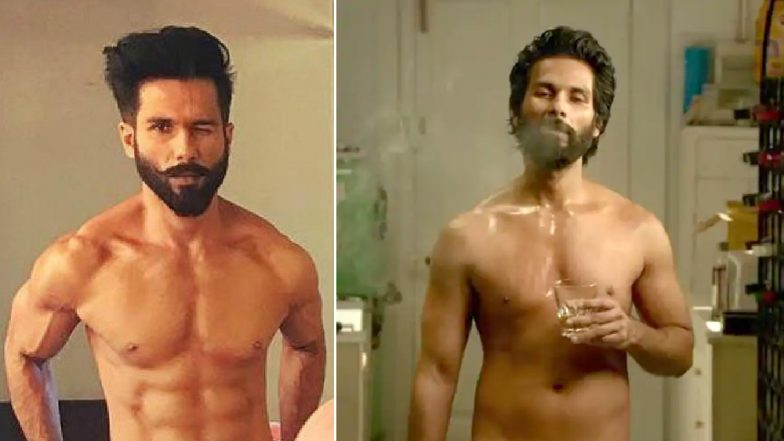 Shahid Kapoor Channelizes His Inner Kabir Singh, Ditches The Chiseled Body To Show 'Real' Self (View Inspiring Pic)