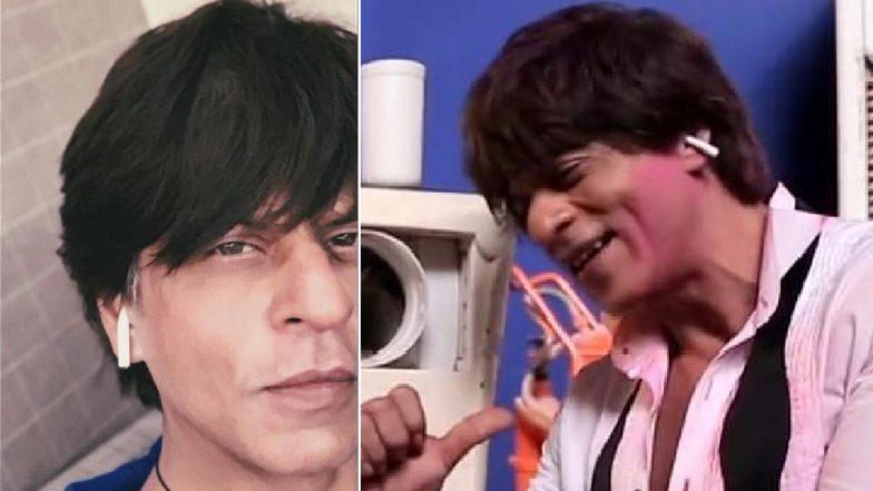 Bollywood Actor Shah Rukh Khan Praises Apple Airpods on Instagram