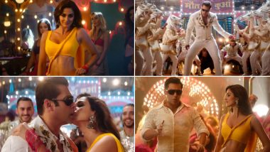 Bharat Song Slow Motion Out Tomorrow: Salman Khan and Disha Patani's Romance Takes Centre Stage in This Peppy Teaser – Watch Video