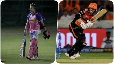 Steve Smith & David Warner To Miss the Knockout of IPL 2019 After Being Included in the World Cup Squad of Australia